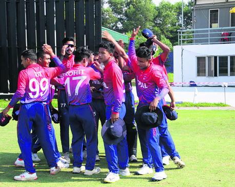 ACC approves Nepal U-19's Sri Lanka tour for Asia Cup preparations