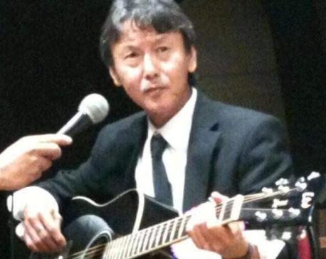 Veteran musician Norden Tenzing passes away
