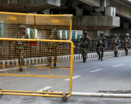 Pakistan halts train service to India
