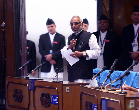 """Rajendra Mahato questions govt, """"Is my citizenship canceled?"""" (with video)"""