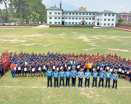 114 ropani police academy land transferred to Prez Office: PMO