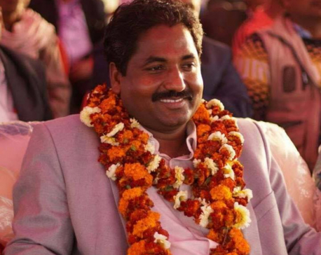 NCP Province 2 Chair Shah steps down