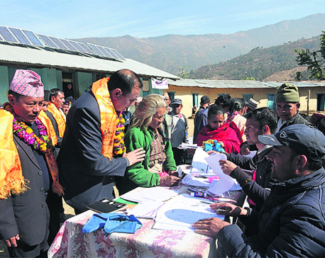 Quake victims unpaid for lack of coordination between NRA and local units