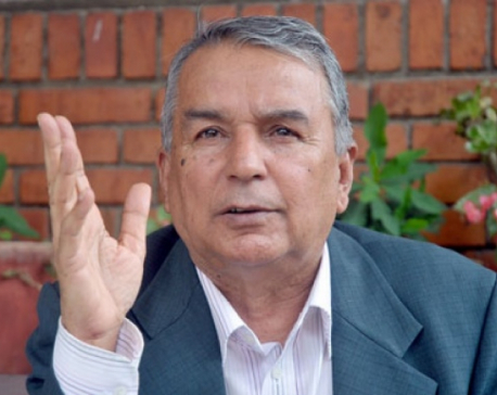 NC should work to win people's heart: leader Poudel