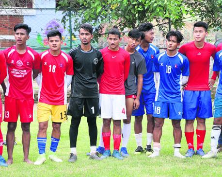 Nepal to face Pakistan in first SAFF U-18 match