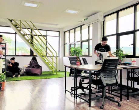 The charm of co-working spaces