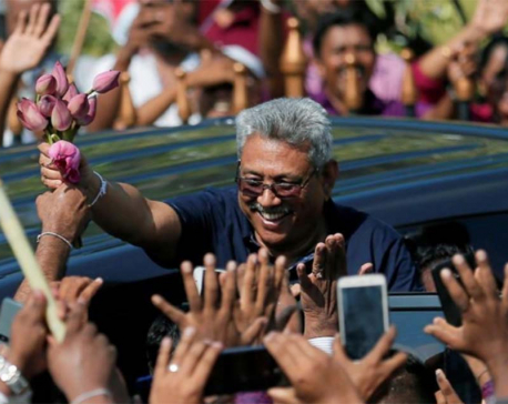 Many Sri Lankans want a strongman leader, and that favors Gotabaya Rajapaksa