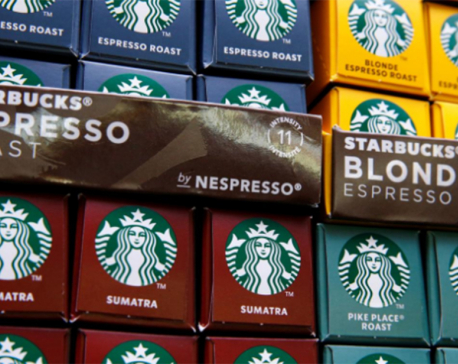 Nestle starts selling Starbucks-branded coffee in China