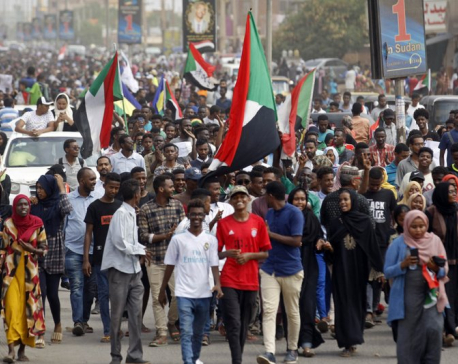 Sudanese protesters sign power-sharing deal with military