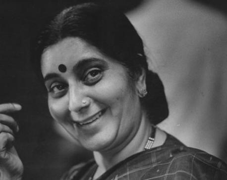 Samajbadi Party Nepal expresses condolence on demise of Sushma Swaraj