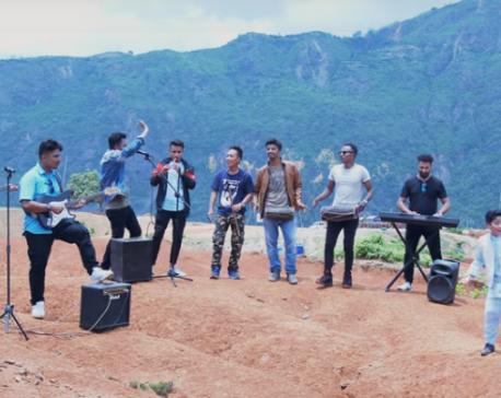 Ranimahal Guys release entertaining track welcoming Teej