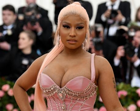 Nicki Minaj claims she's retiring to 'Have My Family'