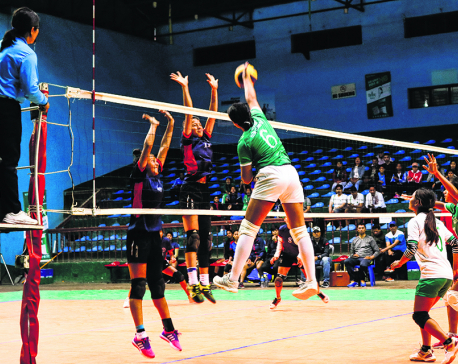 Volleyball mired in a series of controversies