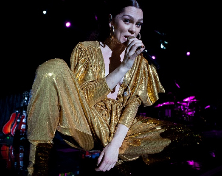 Jessie J gets candid about anxiety, 'weird emotional days'