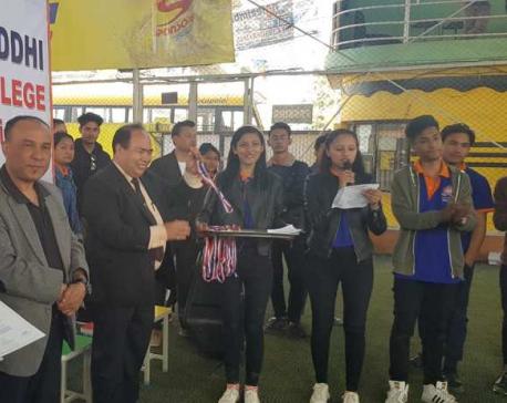 Samriddhi Inter School Futsal Championship