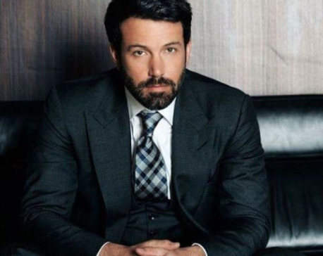 It's part of my life: Ben Affleck on his alcohol struggle