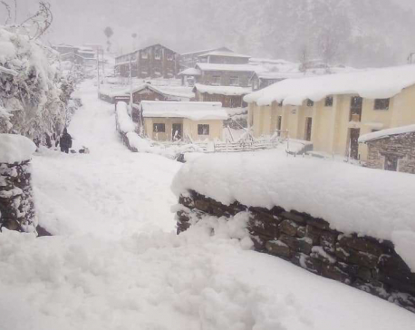 Annapurna Circuit closed due to worsening weather