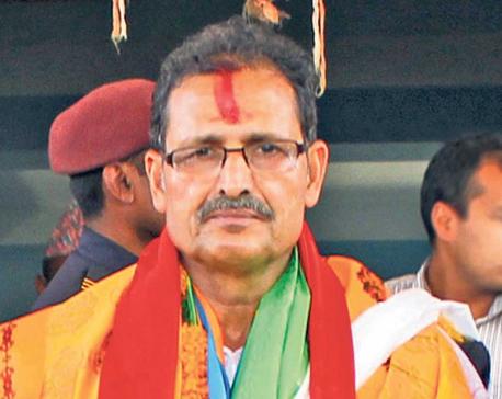 SC begins hearings on petitions against Agni Sapkota