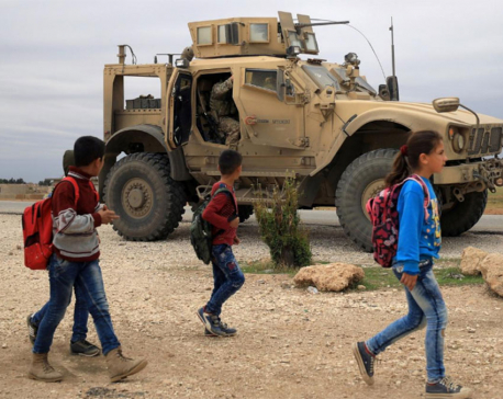 U.S. to leave 200 American peacekeepers in Syria after pullout