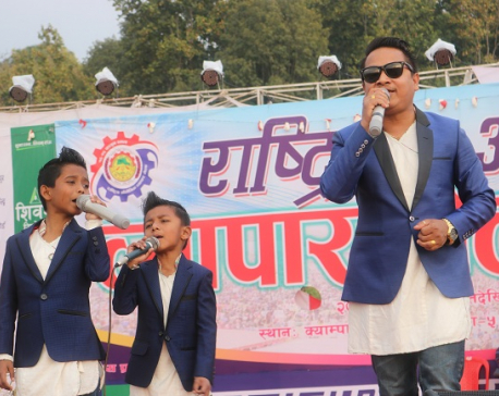 Ashok makes Hetauda to dance on his beat