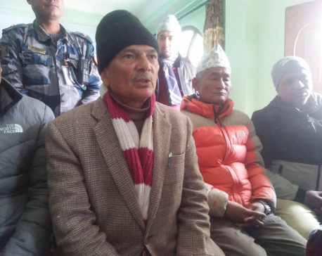 Govt has lost its track: Ex-PM Bhattarai