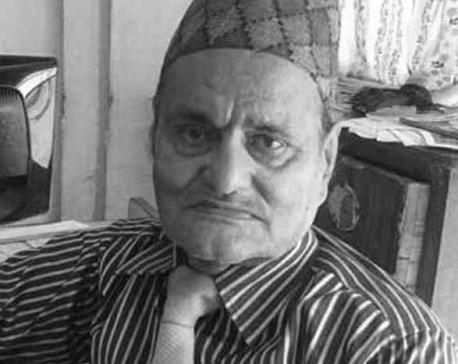 Linguist Pokharel passes away