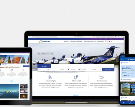How to book flights with Buddha Air?