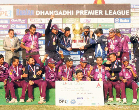 All-round Patel powers Attariya to DPL title
