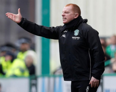 Celtic give Lennon winning start with late strike at Hearts