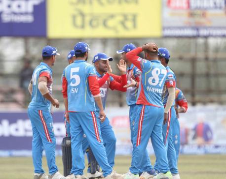 Mahendranagar wins thriller, enters 2nd qualifier