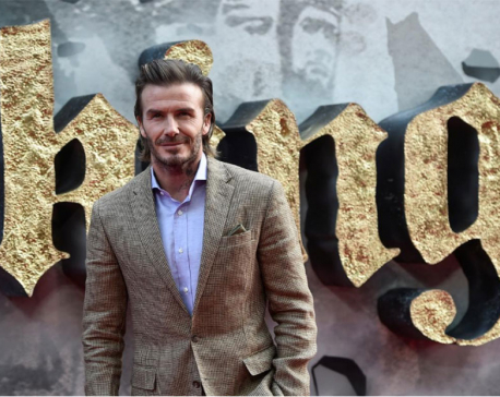 Beckham to be honored with statue in LA