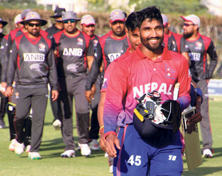 Finisher Dipendra keeps Nepal alive in T20I series against UAE