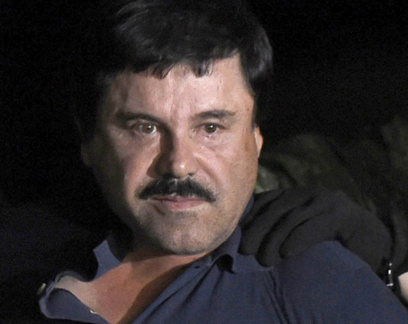 Drug lord, escape artist 'El Chapo' convicted by U.S. jury