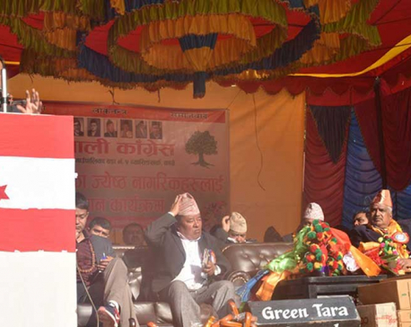 Religious conversion should be stopped-leader Thapa