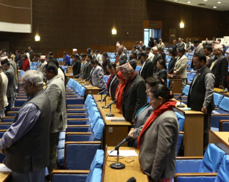 NA, HoR pass condolence motions on demise of Minister Adhikari