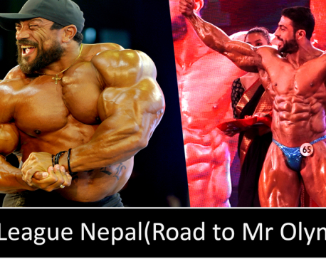 IFBB league Nepal 2019: A Road To Mr Olympia (with video)