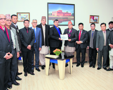 Nepal Infrastructure Bank gets operating license