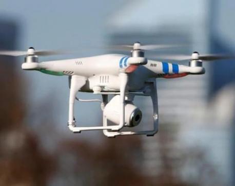 Pakistani drone shot down in Gujarat border this morning