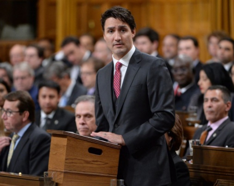 Trudeau cabinet minister resigns amid controversy