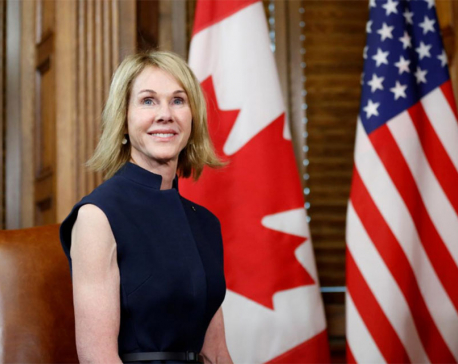 Trump picks envoy to Canada Kelly Craft for U.N. ambassador