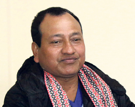 Eighth National Games will be held this year: Bista