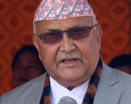 PM Oli denies govt hand in removing song 'Lootna sake…' from YouTube