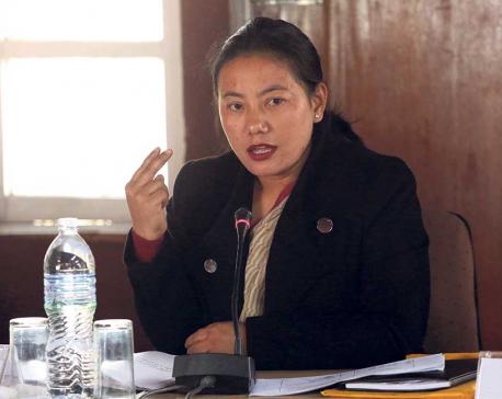 Minister Magar challenges BNP leader Ranju Darshana to prove allegation against her