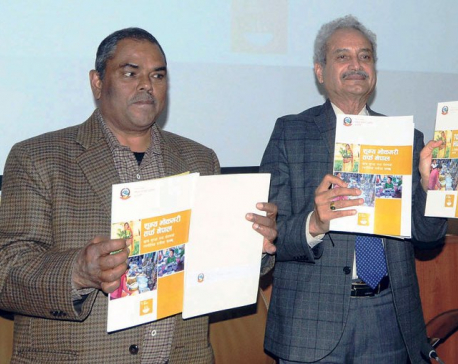 Lack of infrastructure, natural hazards are threats to food security: NPC