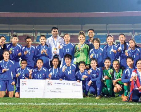 Myanmar defeats Nepal to lift Hero Women's Gold Cup