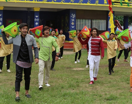 'Chatta Rumal' of 'Aafno Manche' releases