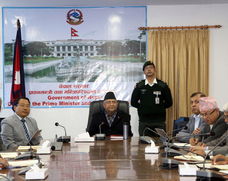 PM urges experts to put views confidently in Nepal-India joint meeting
