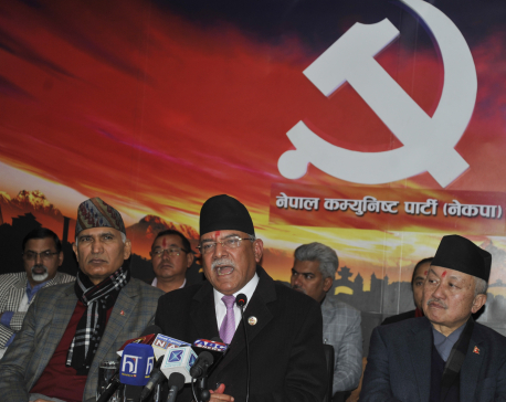 Oli, Nepal skip 'People's War Day' function