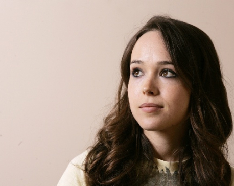 Ellen Page says she was told to refrain from revealing her sexuality