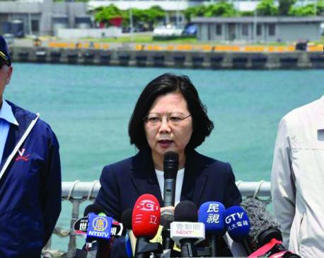 Looming Taiwan crisis
